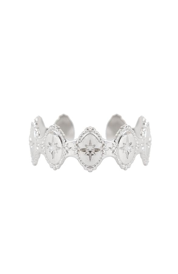 Ilse-Star-Ring-Zilver'