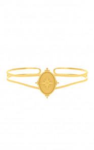 Isabel-Star-Armband-Goud