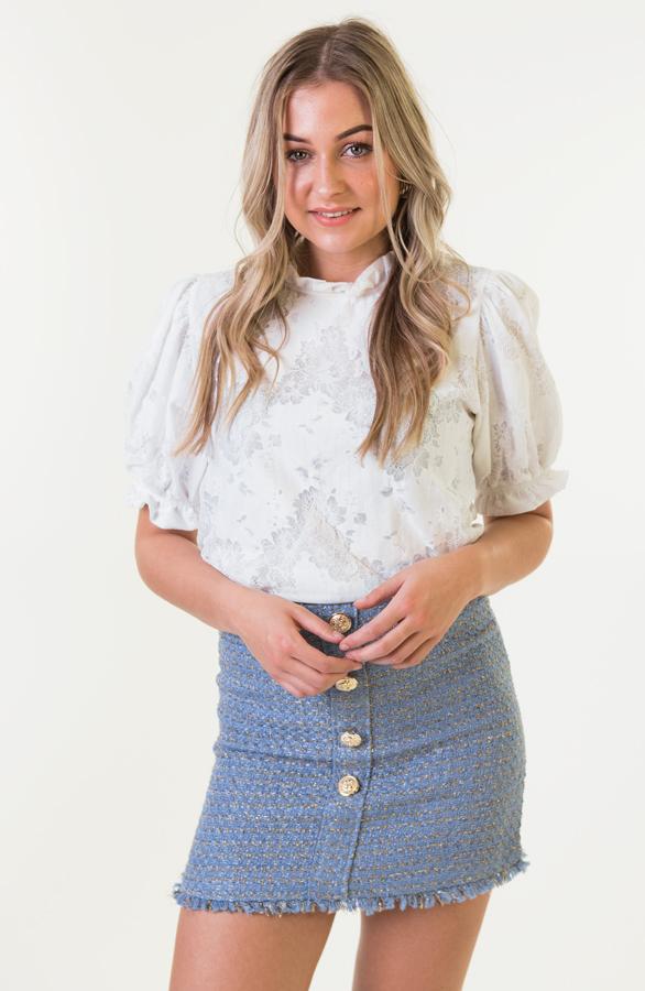 Lisette-Tweed-Rok-Knopen-Blauw-1'