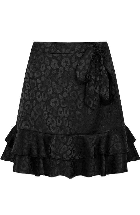 Nicole-Panter-Rok-Zwart'
