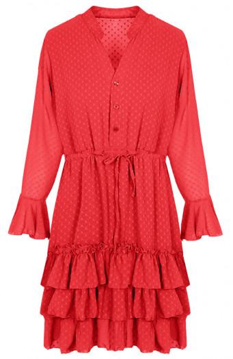 Stella-Dress-Red'