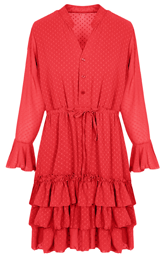 Stella-Dress-Red