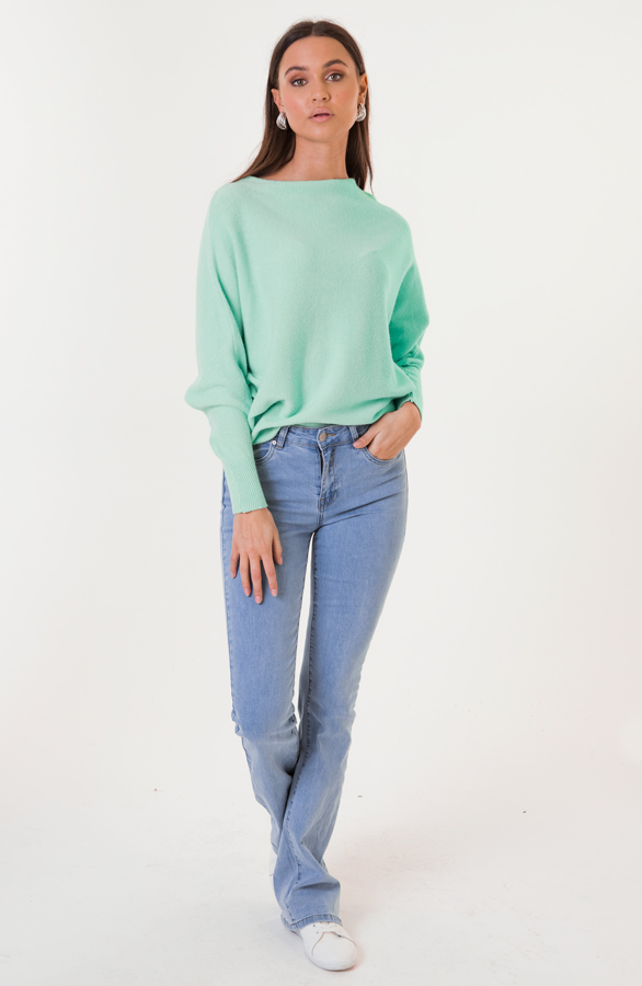 Debby-Sweater-Mintgroen-2