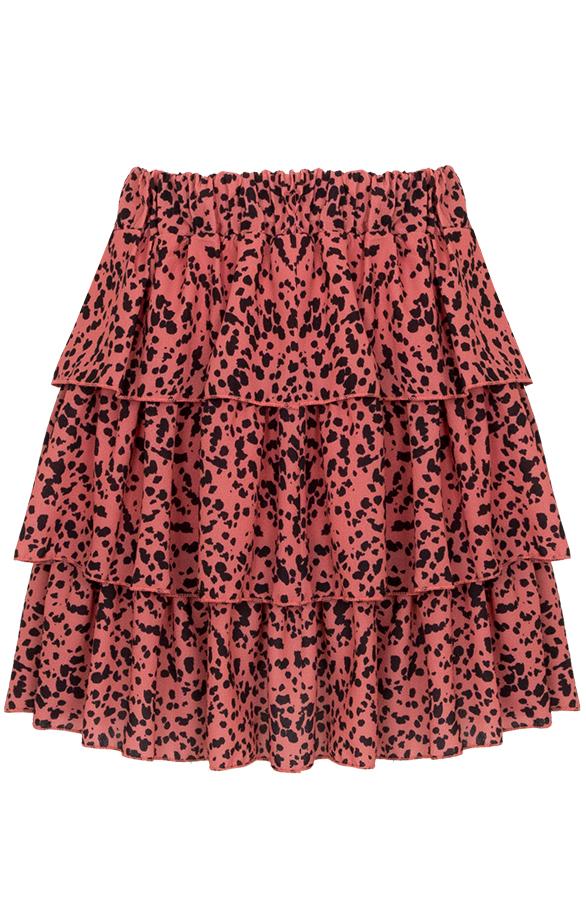 Leopard-Rok-Ivy-Koraal