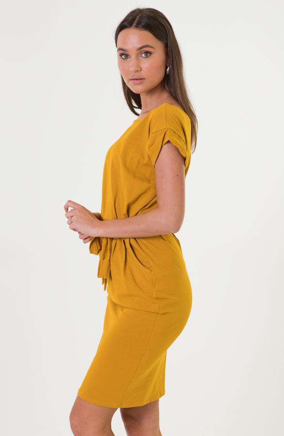 Noa-Dress-Oker-1
