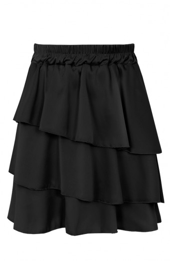 Olivia-Satijnen-Rok-Zwart'