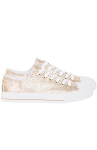 Sneakers-Soof-Goud'